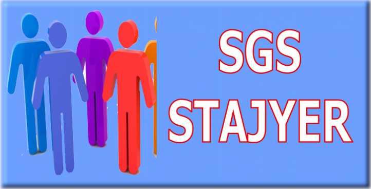 SGS - STAJYERLER